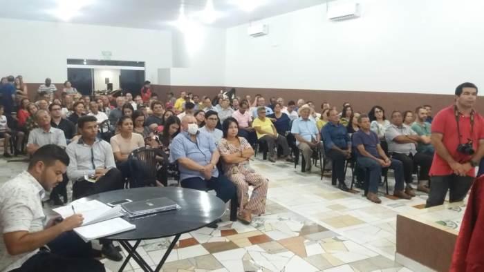 MDB de Paraíso realiza reunião e recebe novas filiações