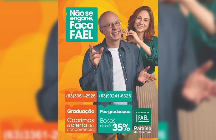 Faculdade FAEL investe R$500 mil em conteúdo educacional