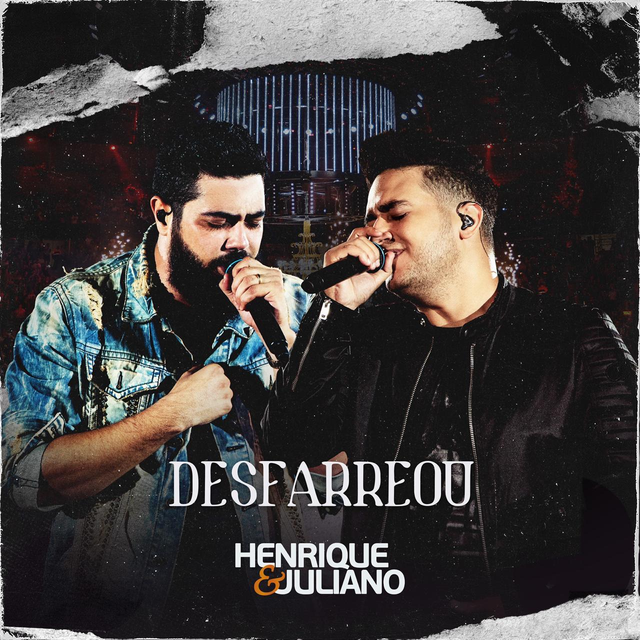 Cd henrique e juliano 2019