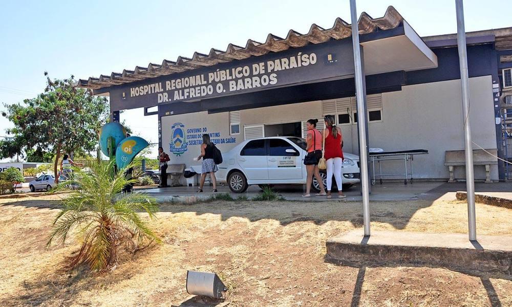 Motorista envolvido em acidente na TO-080 está internado em Paraíso e aguarda por doação de sangue