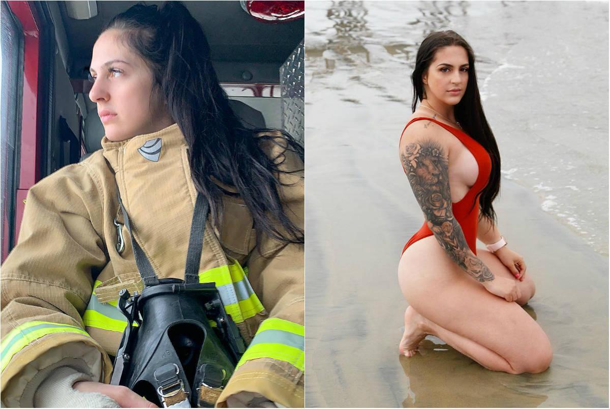 Ex-bombeira diz que foi demitida por 'sensualizar' em fotos na web
