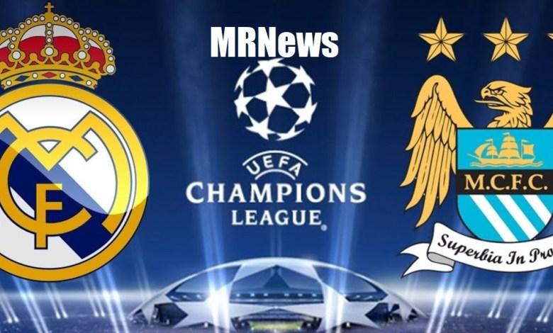 Real Madrid x Manchester City: onde assistir, horário, escalações