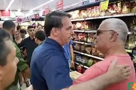 Teste das ruas mostra a força do presidente Bolsonaro; vídeo