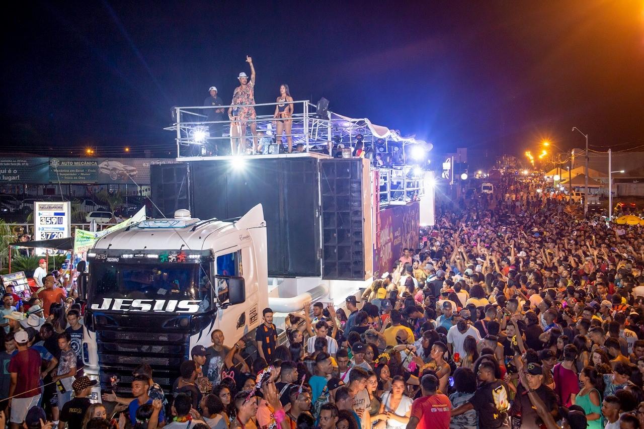 MPTO orienta prefeitos para que não promovam festa de Carnaval e coíbam eventos particulares
