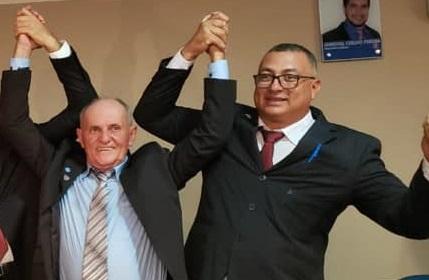 Dircineu Bolina e Ângelo Mário são empossados como prefeito e vice de Pugmil TO