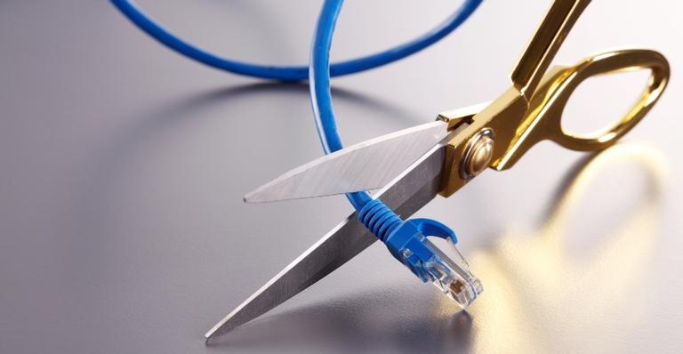 Você sabia que interrupção de sinal de internet gera indenização? Saiba seus direitos