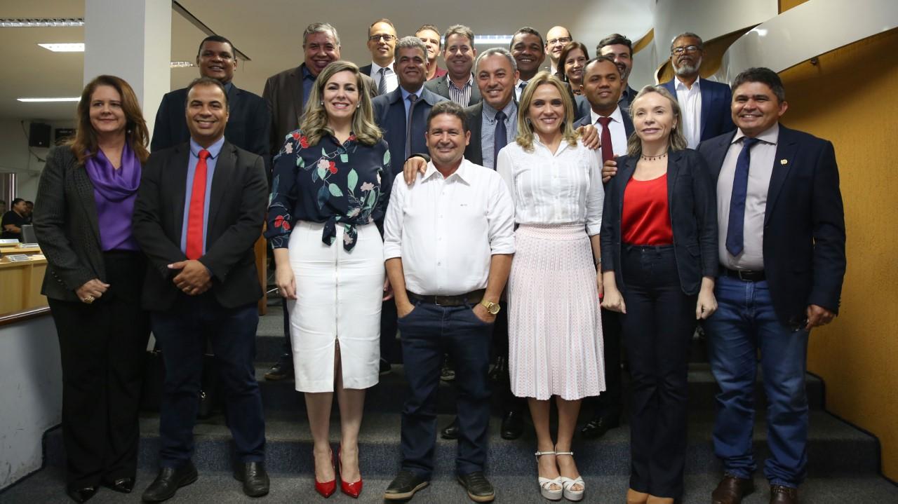 Na abertura do ano legislativo, Cinthia Ribeiro faz balanço de sua gestão e aponta perspectivas para 2020
