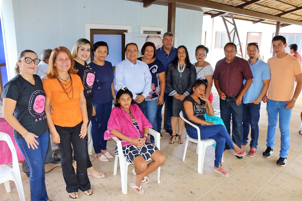 Governo e voluntários levam ações para pacientes e acompanhantes da Casa de Apoio na Capital