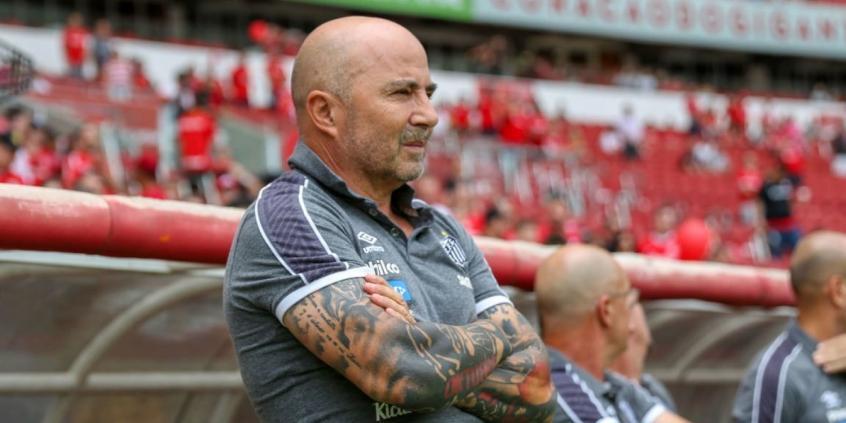 Jorge Sampaoli aceita proposta e é o novo técnico do Atlético-MG