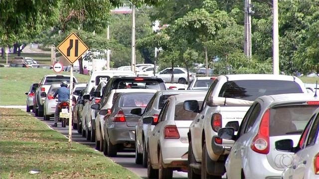 Tocantins tem mais de três mil motoristas de aplicativo, diz associação