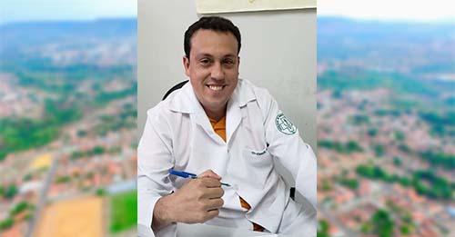 Danilo Alencar anuncia desistência de concorrer ao cargo de prefeito de Paraíso