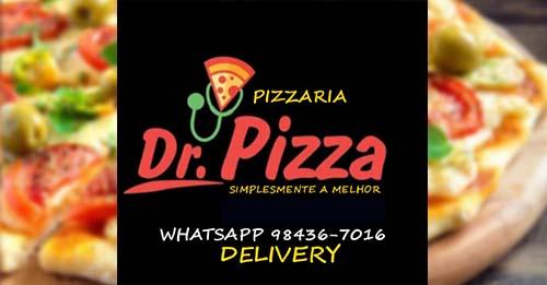 Dr. Pizza inaugura nesta segunda (4) no setor Pouso Alegre, em Paraíso, com pizzas grandes a partir de 15 reais