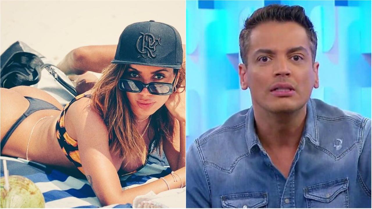 Anitta entra com processo contra Leo Dias