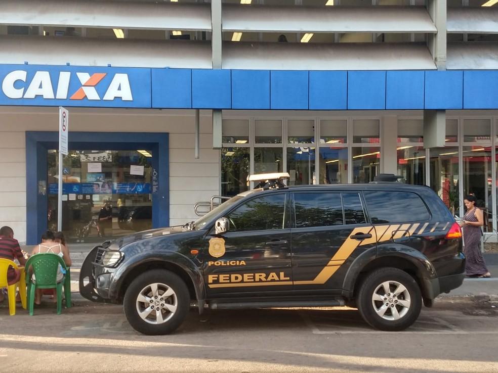 Operação 'Cara Dura': Polícia Federal desarticula grupo criminoso em Palmas, Porto Nacional e Gurupi