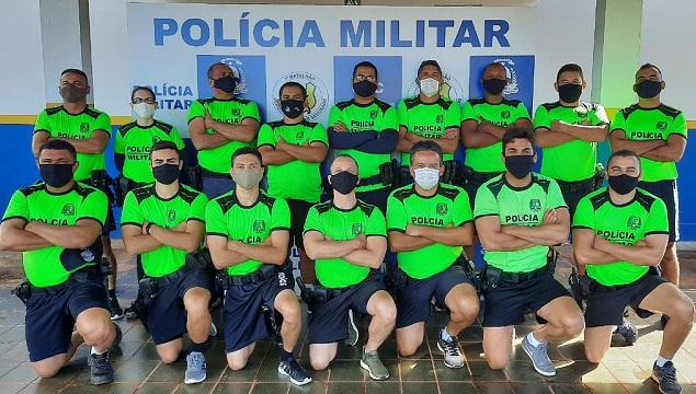 Polícia Militar realiza instrução de Policiamento fluvial em Palmas e militares do 8º BPM são capacitados
