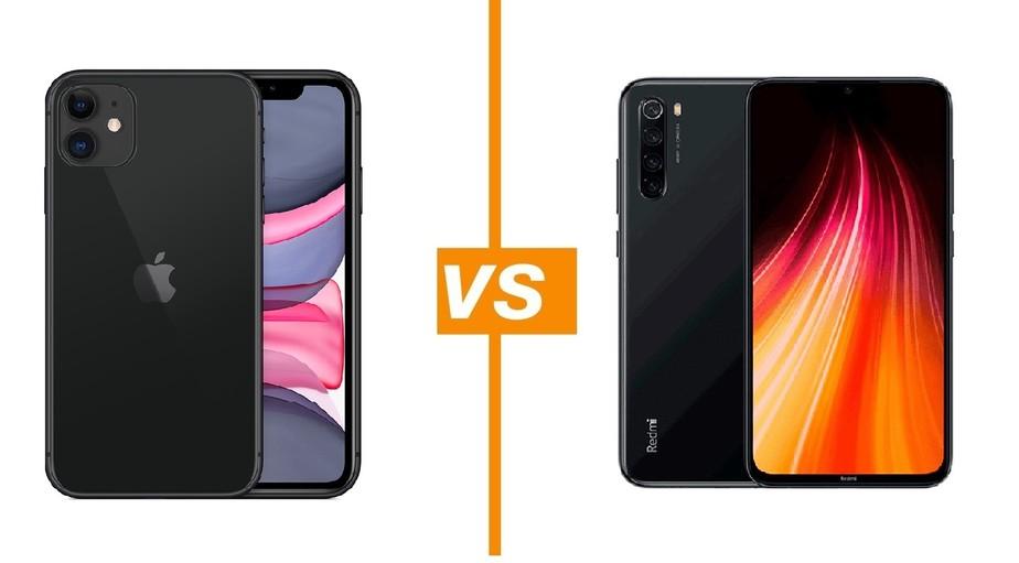 iPhone ou Xiaomi: Compare os celulares mais vendidos do mundo