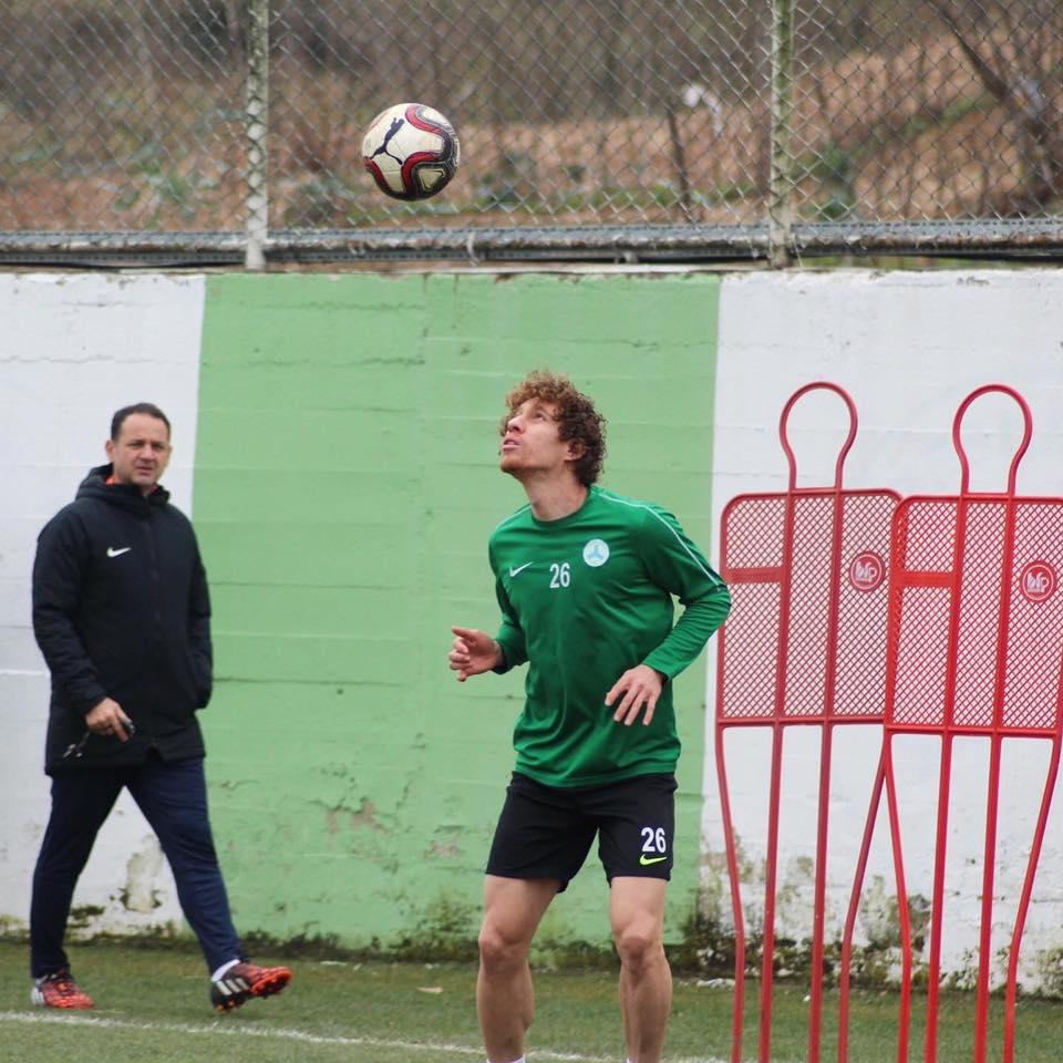 Com melhor resultado do elenco nos testes físicos, Renan Foguinho valoriza retorno aos treinos presenciais na Turquia