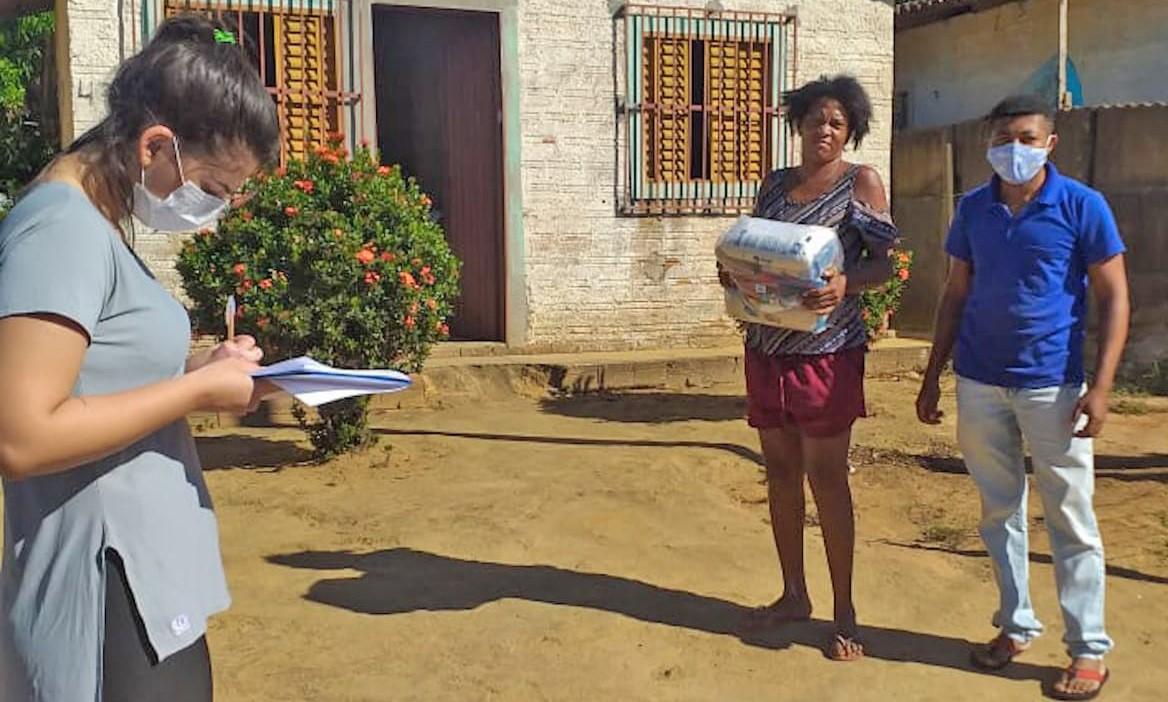 Mais de 6 mil famílias foram atendidas em Gurupi com a ação emergencial do Governo do Tocantins