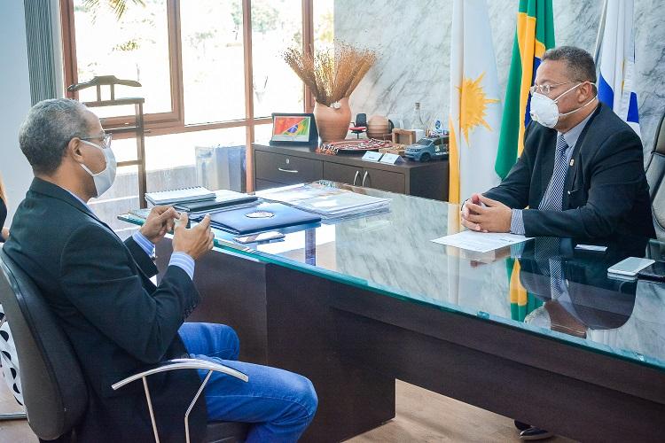 Governo e Conselho de Contabilidade discutem parceria em benefício dos pequenos empresários