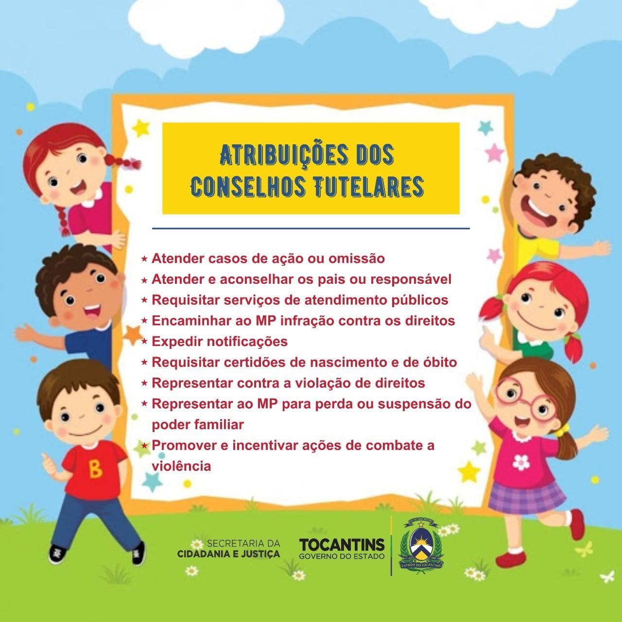 Conselho Estadual dos Direitos da Criança e do Adolescente se manifesta quanto ao desvio de função dos Conselhos Tutelares