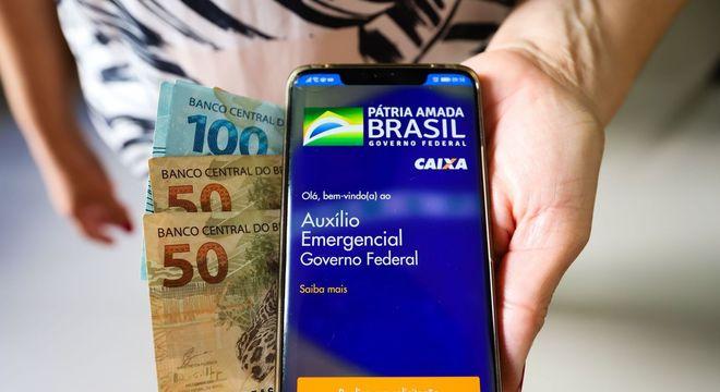 Inscritos no Terceiro lote do auxílio emergencial em 2020