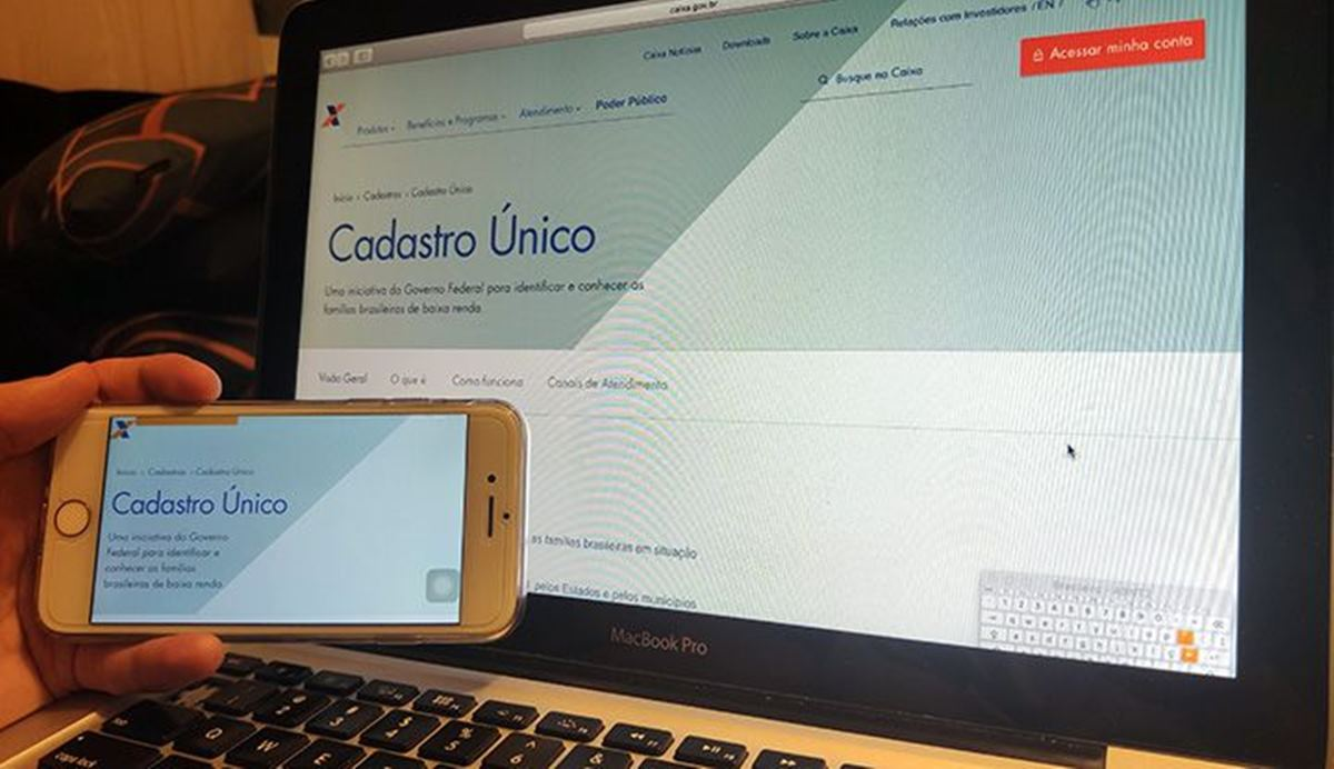 Novo Cadastro Único do Governo Federal será 100% digital e sem fraudes