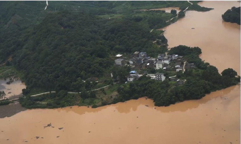 Chuvas intensas matam mais de 20 pessoas na China