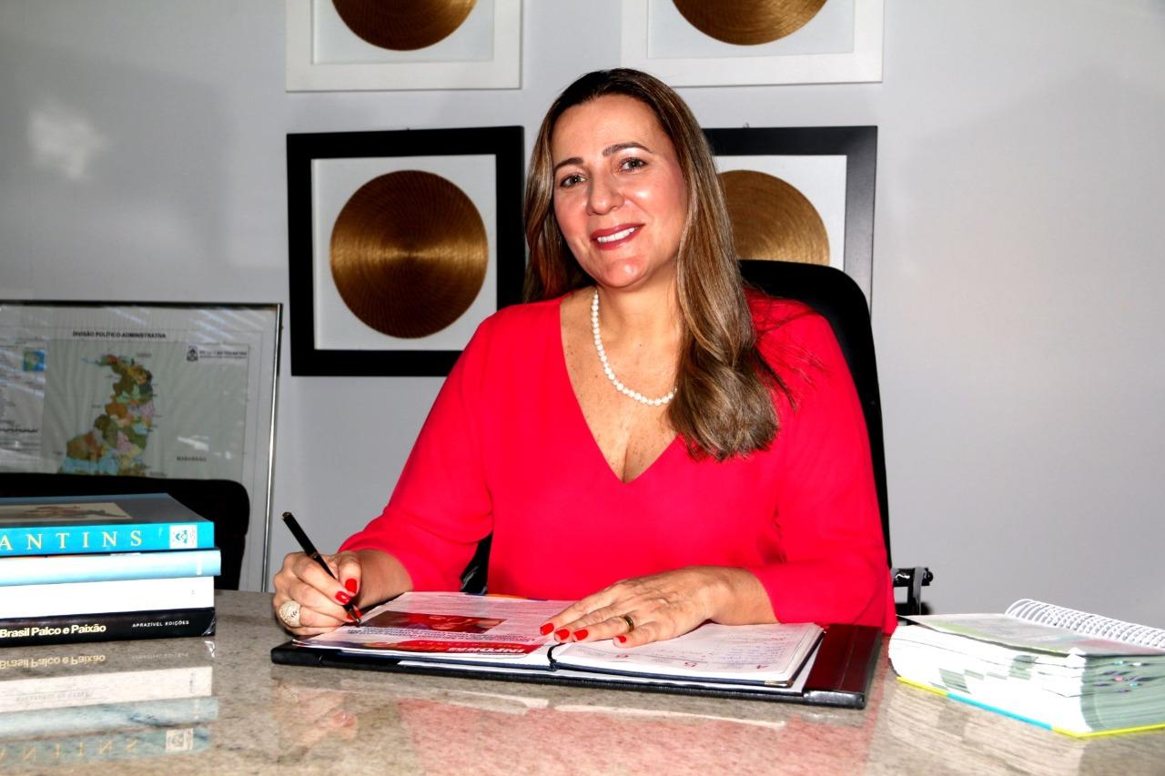 Dulce Miranda destina cerca de R$9 milhões para ações da Assistência Social