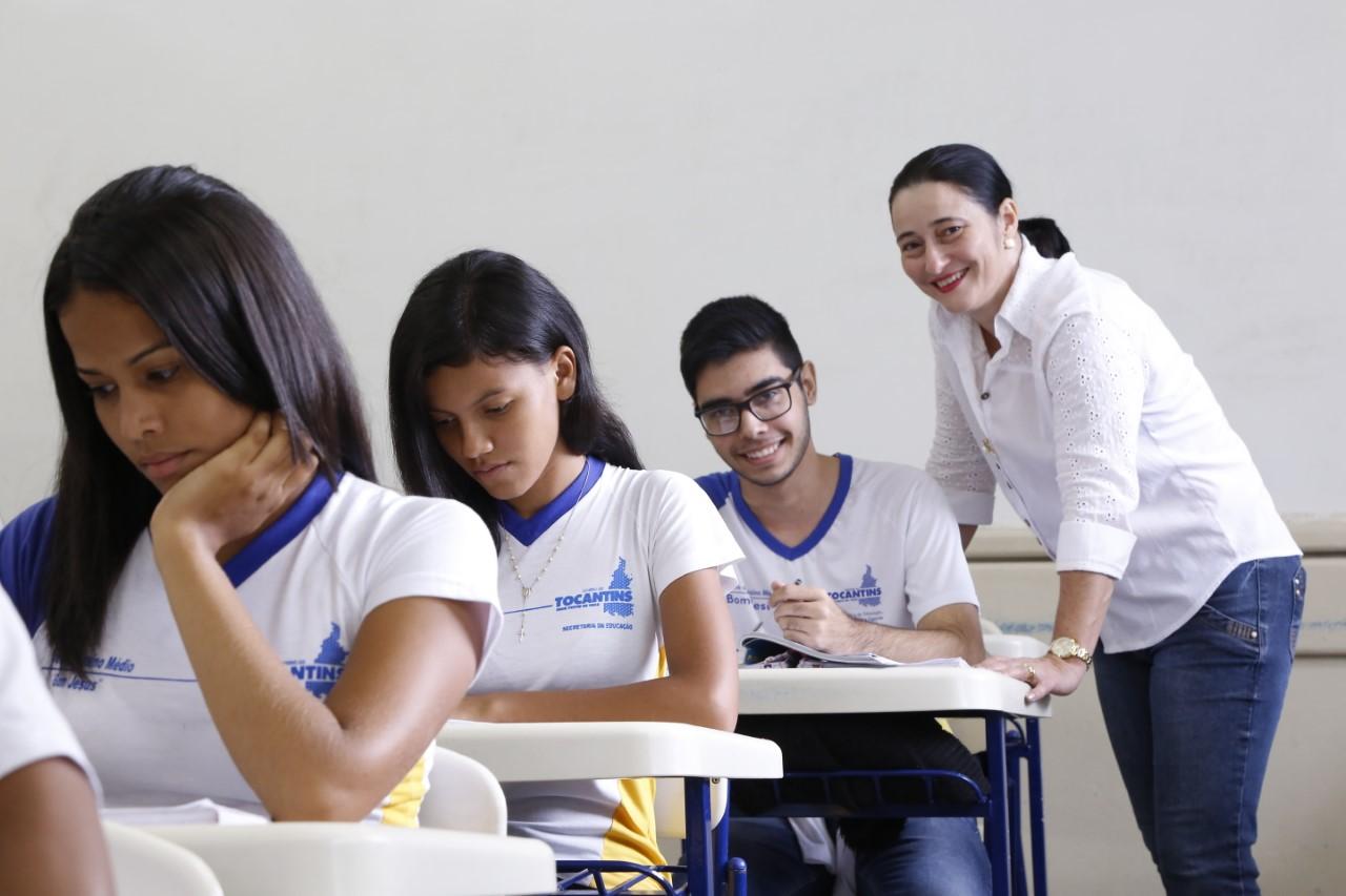 Pesquisa do IBGE revela que mais da metade dos tocantinenses de 25 anos ou mais não concluíram ensino médio