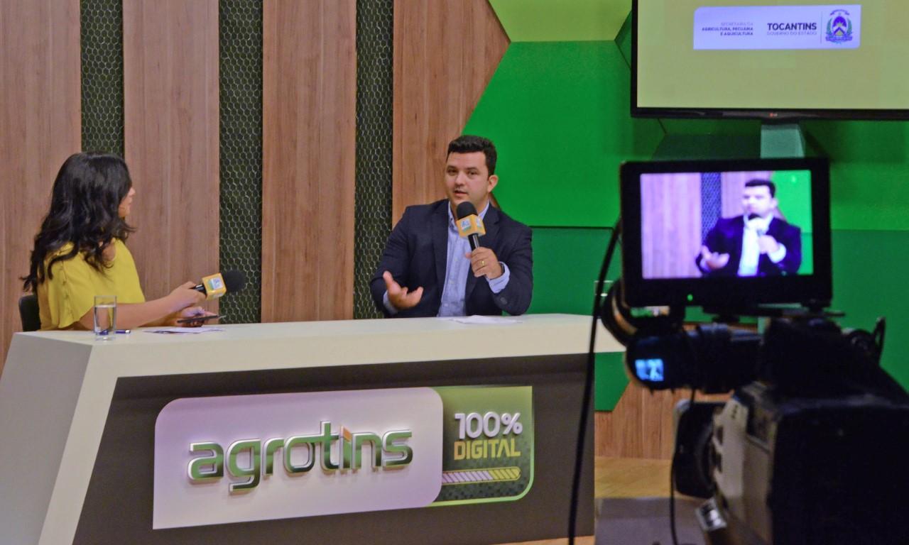 Agrotins 2020 100% Digital alcança boa movimentação financeira e auxilia produtores no planejamento da safra 2020/2021