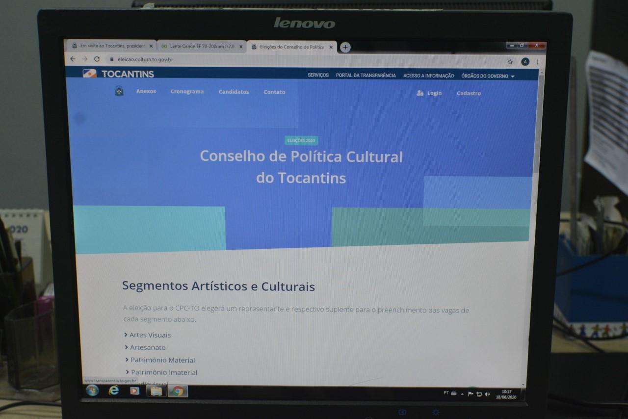 Adetuc inicia processo eleitoral para escolha  de membros do Conselho de Políticas Públicas Culturais