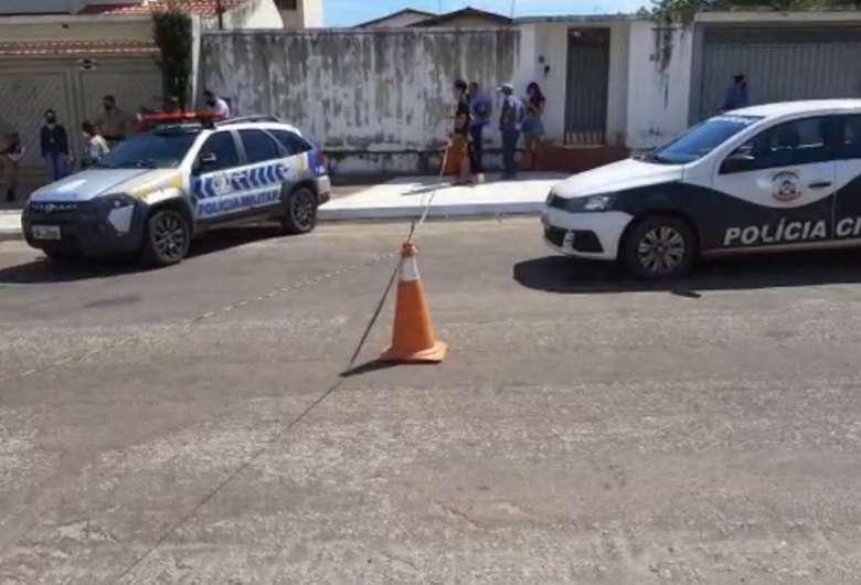 Adolescente morre em Gurupi após ser baleado no meio da rua