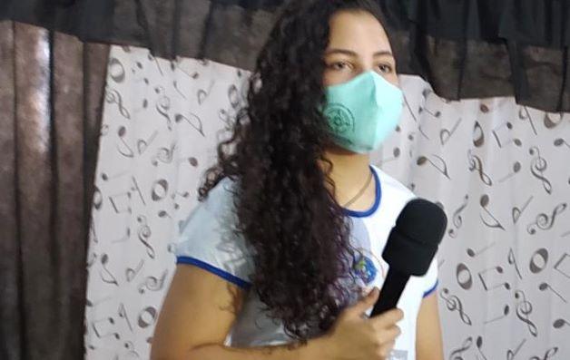 Ex-aluna realiza Live solidária em prol da AASJN em Palmas