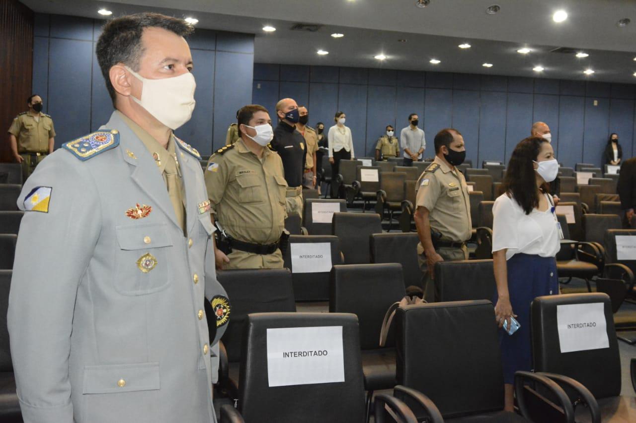 """Tocantins sedia 1º Encontro Técnico """"Operações Eleições 2020"""" da Secretaria de Operações Integradas do Ministério da Justiça"""
