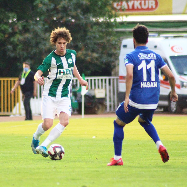 Em quase 80% dos jogos da liga, Renan Foguinho avalia fim da temporada 2019-2020 na Turquia