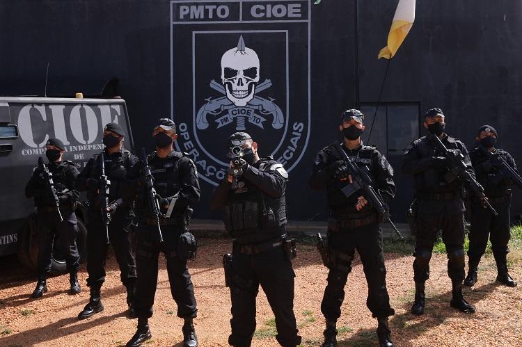 """Entenda significado dos símbolos """"Faca na Caveira"""" e """"Gorro Preto"""" usado pelas tropas de Operações Especiais da Polícia Militar"""