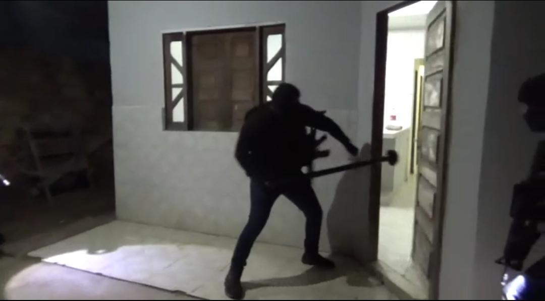 Polícia Civil deflagra 2ª fase da Operação Guerra Justa contra organização criminosa especializada em assaltos a carros-fortes, entre Colinas e Arapoema