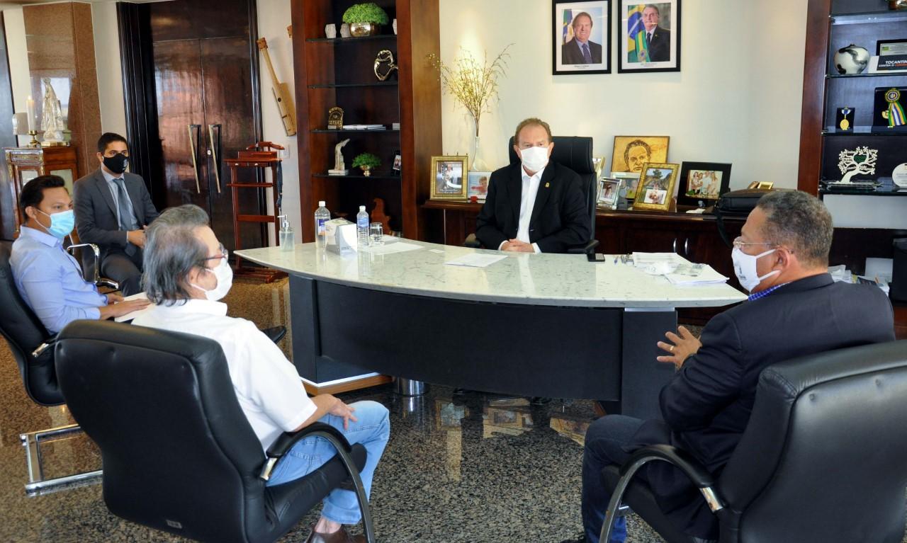 Governador Carlesse reafirma compromisso com a iniciativa privada visando geração de empregos