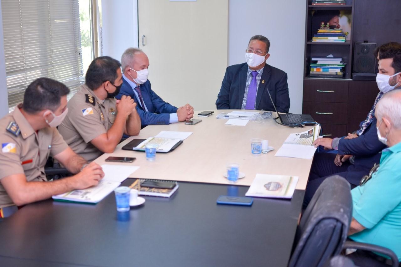 Sindicato Rural de Araguaína busca apoio do Governo do Tocantins para realizar a Expoara 2020 em outubro
