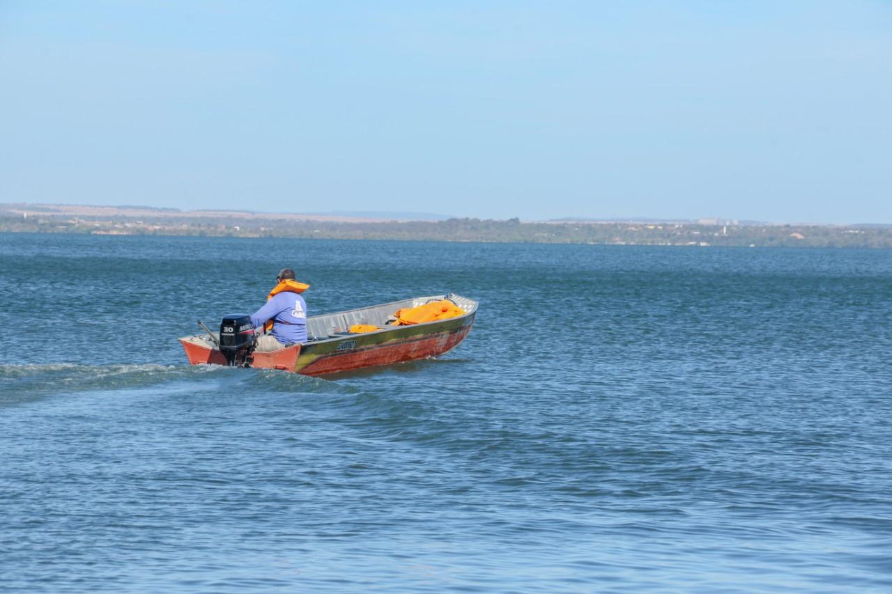 Corpo de Bombeiros Militar alerta usuários para fortes ventos e marolas no Lago de Palmas