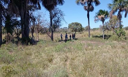 Corpo de jovem assassinado a tiros é encontrado em Formoso do Araguaia
