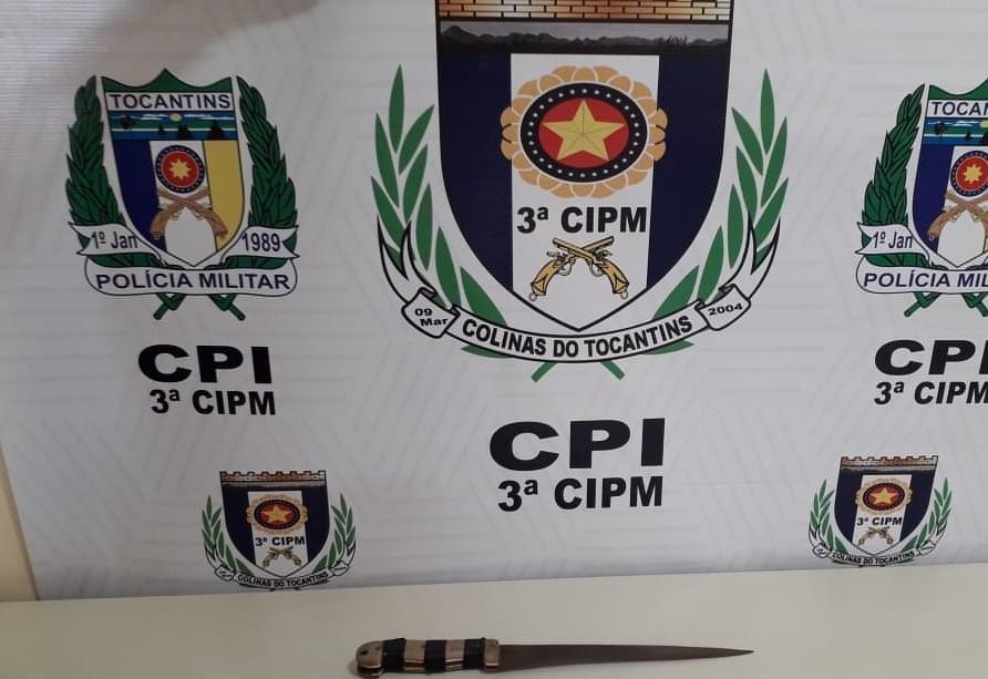 Polícia Militar prende dois suspeitos por tentativa de homicídio em Colinas do Tocantins