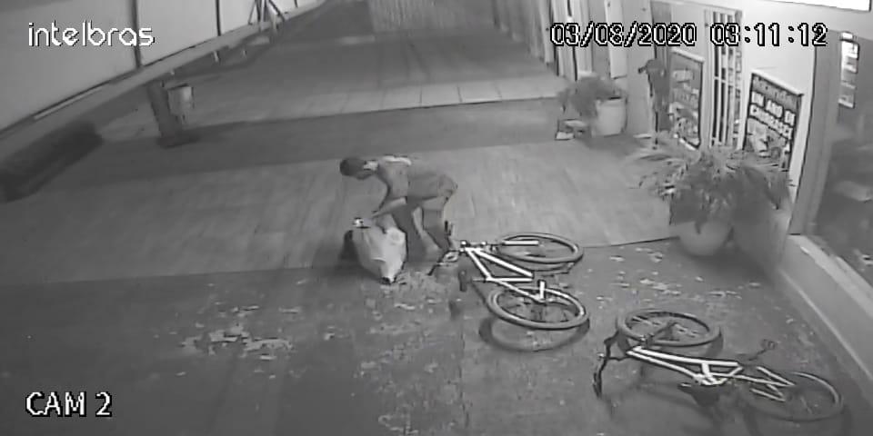 Comerciantes de Palmas enfrentam epidemia de furtos e assaltos