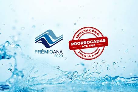 Inscrições para o Prêmio ANA 2020 se encerram em 15 de agosto