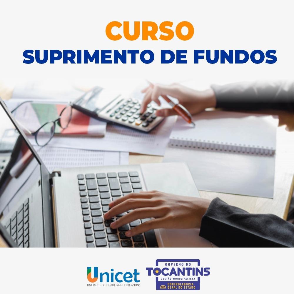 Governo do Tocantins promove capacitação em suprimento de fundos para três novas turmas