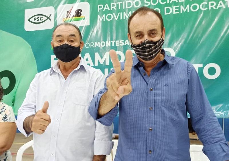 PSC realiza Convenção e confirma Cléo e Manoel Ribeiro para disputa em Monte Santo do Tocantins