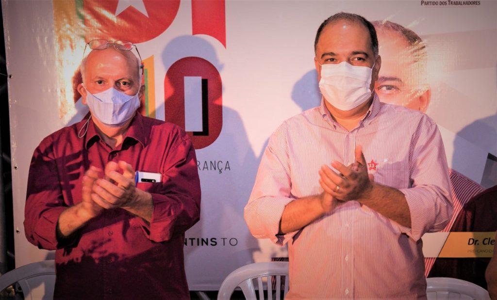 PT de Paraíso realiza convenção e lança Dr. Luis Antônio como candidato a prefeito
