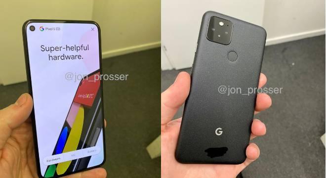Imagens do novo celular do Google vazam horas antes do lançamento