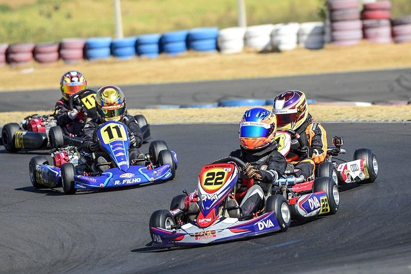Com 30 pilotos na disputa pela Cadete, Guki Toniolo exalta experiência na Copa Speed Park