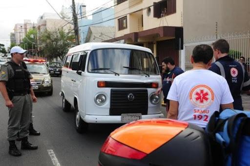 Idoso morre atropelado pelo próprio veículo em Belo Horizonte